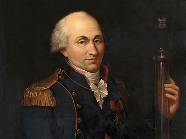 Ley de Coulomb - Charles de Coulomb